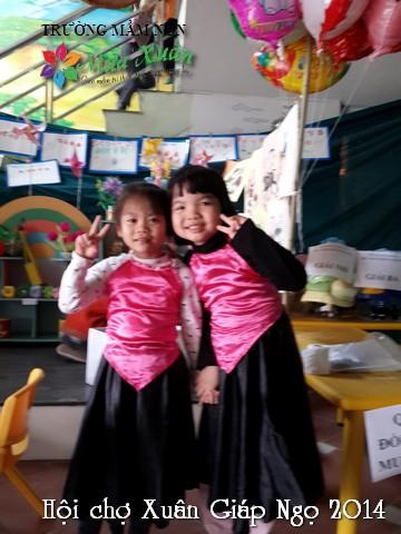 Hội chợ Xuân Giáp Ngọ