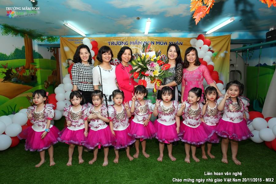 Lễ kỷ niệm ngày nhà giáo Việt Nam 20/11/2015