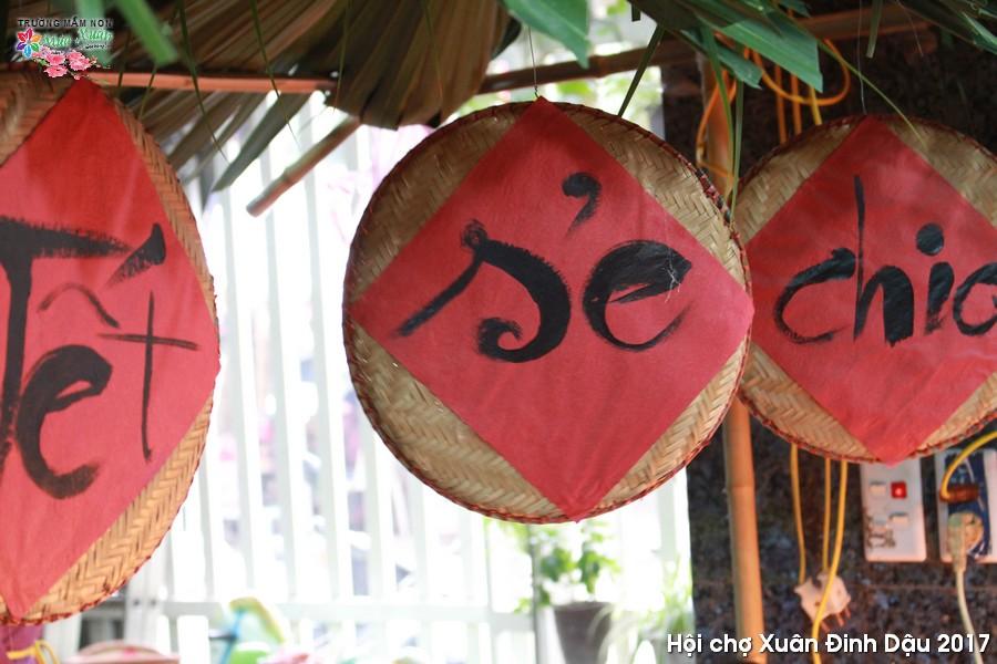 Hội chợ Xuân yêu thương - Đinh Dậu 2017