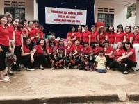 Chương trình từ thiện tại Sapa