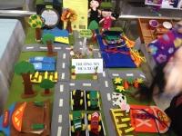 Hội thi sáng tạo đồ dùng dạy học cấp Quận