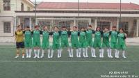 Bóng đá nữ  chi đoàn trường mn Mùa Xuân năm 2016
