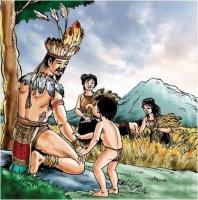 Truyền thuyết: Vua Hùng dạy dân cấy lúa