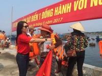Chuyến từ thiện đến đảo Bạch Long Vỹ